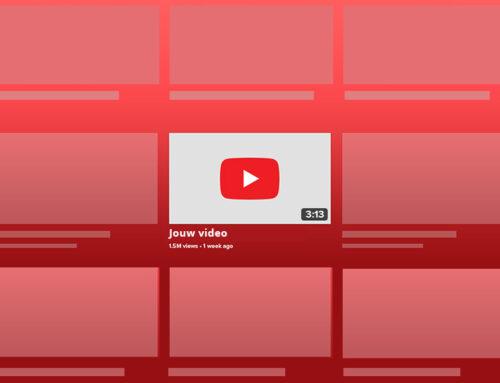 Zo zorg je ervoor dat er op jouw video geklikt wordt.