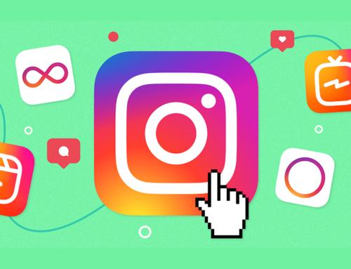 Video succesvol op Instagram